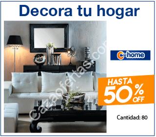 Oferta cdiscount 50 off en art culos de decoraci n para Oferta decoracion hogar online