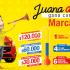 Concurso, Juana Ahorro, Exito,  por compras superiores a 120.000 pesos participa por un carro Spark Life.