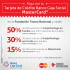 Promo Banco Caja Social, 15 y 50% de descuento en  Teatro Nacional pagando con tu tarjeta de crédito Mastercar Banco Caja Social