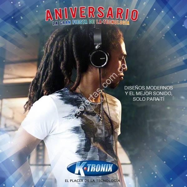 1a2089bcad En Ktronix, 50% de descuento en audífonos Sony en www.ktronix.com