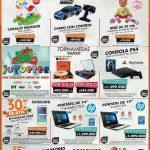 Ofertas Panamericana Miércoles Naranja 7 de diciembre: 50% de descuento en juguetes, 35% en televisores, etc.