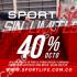 Promoción Sport Life 40% de descuento en toda la tienda + obsequio + envío gratis
