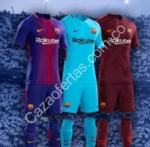 f7cd9184 Sorteo FC Barcelona: Gana uno de los 3 uniformes oficiales del equipo