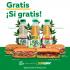 Promoción Subway de bebida Mr. Tea Gratis en la compra de un sub participante