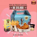 Promoción El Corral Día del Niño: combo infantil a solo $15.900