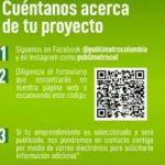 Concurso Publimetro Impulsa tu Emprendimiento: Gana publicidad Gratis en el diario Publimetro