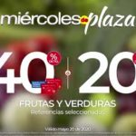 Ofertas Olímpica Miércoles de Plaza 20 de mayo 2020