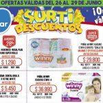 Catálogo Surtifamiliar Surti Ofertas del 26 al 29 de junio 2020