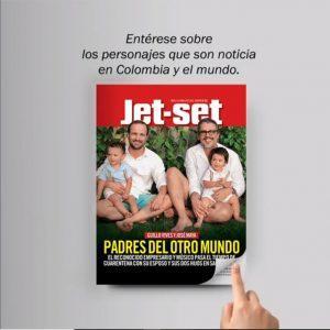 Revista Jet-Set Gratis en su edición Junio 2020