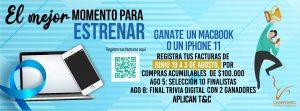 Trivia Campanario 2020: Gana Macbook o iPhone 11