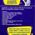 Catálogo Colsubsidio Día sin IVA 3 de julio 2020