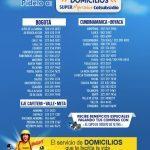 Catálogo Colsubsidio Madrugón 1 y 2 de agosto 2020