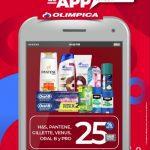Ofertas Olímpica Martes de App 28 de julio 2020
