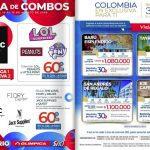 Catálogo Olímpica Aniversario 2020 Semana de Combos del 10 al 15 de agosto