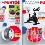 Catálogo Olímpica Paga con Puntos del 14 al 22 de agosto 2020