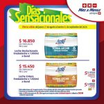 Ofertas Más X Menos Días Sensacionales del 27 de agosto al 1 de septiembre 2020
