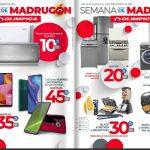 Catálogo Olímpica Semana de Madrugón del 31 de agosto al 5 de septiembre 2020