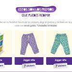 Promo Pequeñín y Alkosto 2020: acumula stickers y reclama ropa, juguetes y muebles para tu bebé