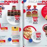 Catálogo Olímpica Paga con Puntos del 21 al 26 de septiembre 2020