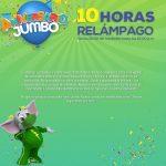 Ofertas Jumbo Aniversario 2020 10 Horas Relámpago viernes 25 de septiembre