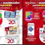 Catálogo Olímpica Semana del Madrugón 28 de septiembre al 3 de octubre 2020
