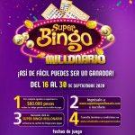 Concurso Colsubsidio Super Bingo Millonario 2020: juega bingo y gana en superbingomillonario.com