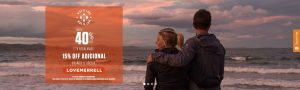 Cupón Merrell Amor y Amistad de 15% de descuento adicional en tienda online