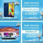 Ofertas Samsung Cyberlunes 2020 del 19 al 21 de octubre