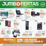 Catálogo Jumbo ofertas fin de semana del 22 al 25 de octubre 2020