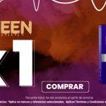 Promo Cromantic Halloween: 2x1 y hasta 30% de descuento en maquillaje de Halloween