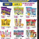 2x1 en dulces de Halloween en supermercados Colsubsidio