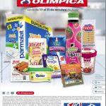 Catálogo Olímpica ofertas refrigeradas del 17 al 31 de octubre 2020