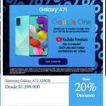 Samsung Blue Friday 2020: hasta 55% de descuento en celulares, televisores y más en bluefriday.com.co