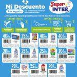 Catálogo Super Inter Mi Descuento Recargado 2020 con nuevos cupones del 28 de octubre al 16 de noviembre