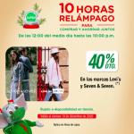 Jumbo Ofertas 10 Horas Relámpago de 12pm a 10pm del 17 al 20 de diciembre 2020