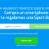 Ofertas Movistar Navidad 2020: sportband Gratis, 2×1 en smartphones y más