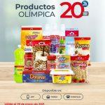 Ofertas Olímpica viernes 29 de enero 2021