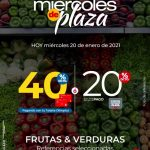 Ofertas Olímpica Miércoles de Plaza 20 de enero 2021