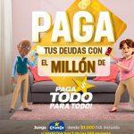 Promo Paga Todo 2021: Gana una de las 150 tarjetas con $1 millón en promopagatodo.com