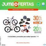 Catálogo Jumbo ofertas fin de semana 11 al 14 de febrero 2021