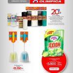 Catálogo Olímpica ofertas mercado 15 al 28 de febrero 2021