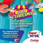 Catálogo Super Inter Cuaresma del 16 al 18 de febrero 2021