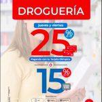 Catálogo Olímpica Madrugón 15 y 16 de abril 2021