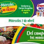 Ofertas Super Inter Miércoles de mi Tierra 7 de abril 2021