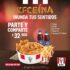 Ofertas KFC KFCeína desde $21.900