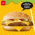 McDonalds Día de la Hamburguesa 2021: McCombo Cuarto de Libra por $15.900