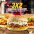 Presto: 3×2 en combos hamburguesas Prestísimas