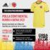 Polla Copa América Adidas y Selección Colombia: Gana viaje a la Copa Mundial Qatar 2022