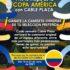 Gana la camiseta de la Selección Colombia en el sorteo de la Copa América de Cable Plaza