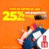 Promo Almacenes La 14 Viernes de Papelería: 25% de descuento durante